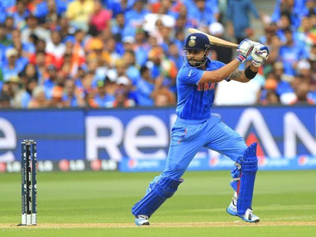 Virat Kohli,Ankit Banerjee. World Cup 2015,India