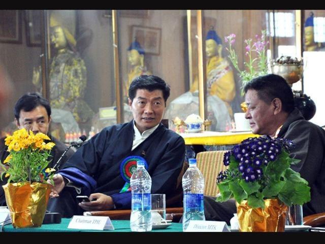 Dharmsala,Lobsang Sanjay,Chinese