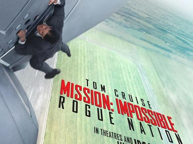 Mission Impossible,Rogue Nation,Tom Cruise