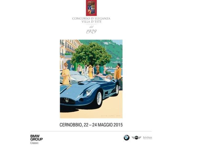 Concorso d'Eleganza Villa d'Este,classic car,Rolls-Royce Phantom