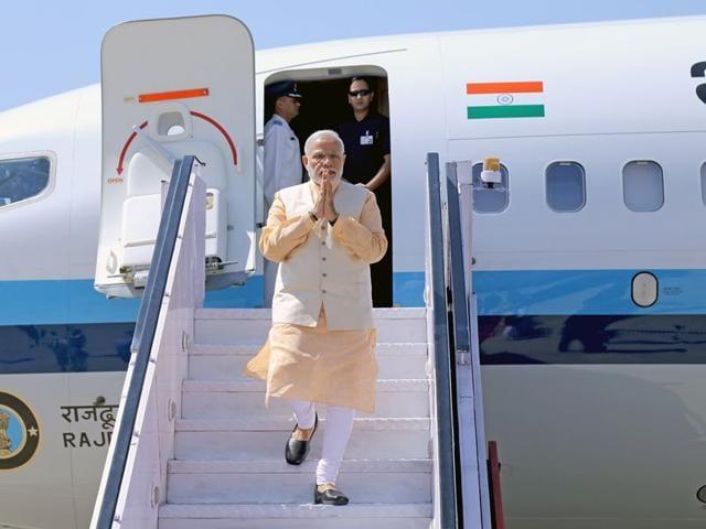 PM Modi Air India One fleet
