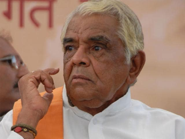 Around-800-more-accused-are-yet-to-be-arrested-and-they-would-be-caught-in-five-months--MP-home-minister-Babulal-Gaur-said-HT-photo
