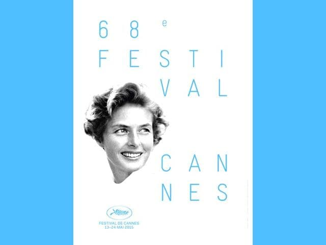 Ingrid-Bergman-on-Cannes-poster