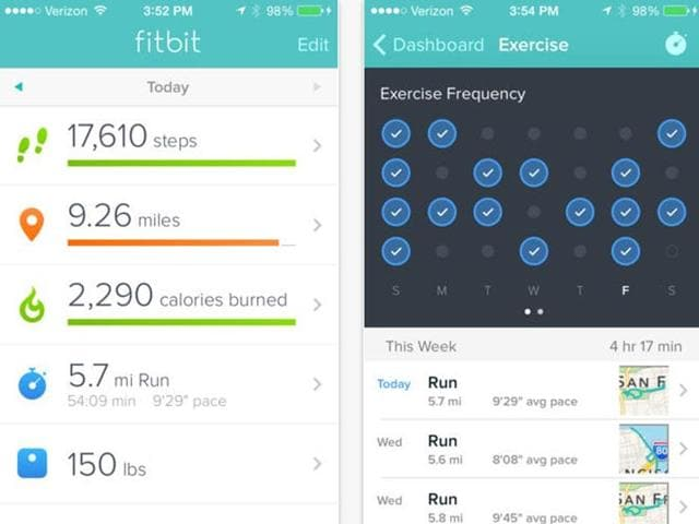 Fitbit,iOS,Android