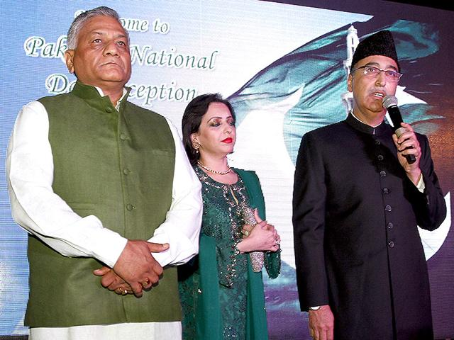 Minister of State,External Affairs,VK Singh