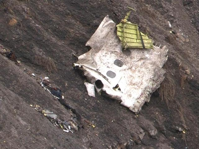 Germanwings plane crash