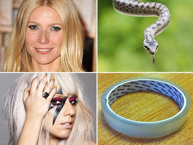 Some-famous-folks-prettify-themselves-in-very-odd-ways-While-Gwyneth-Paltrow-uses-snake-venom-as-Botox-supplement-what-Lady-Gaga-does-with-tape-sellotape-to-be-exact-will-leave-you-shocked