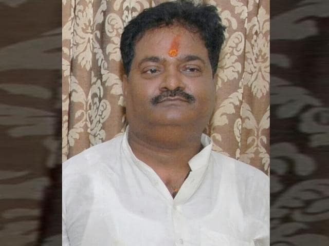 Madhya-Pradesh-governor-Ramnaresh-Yadav-s-son-Shailesh-Yadav-a-key-accused-in-the-Professional-Examination-Board-PEB-scam-was-found-dead-at-his-home-in-Lucknow-on-Wednesday-morning-HT-Photo