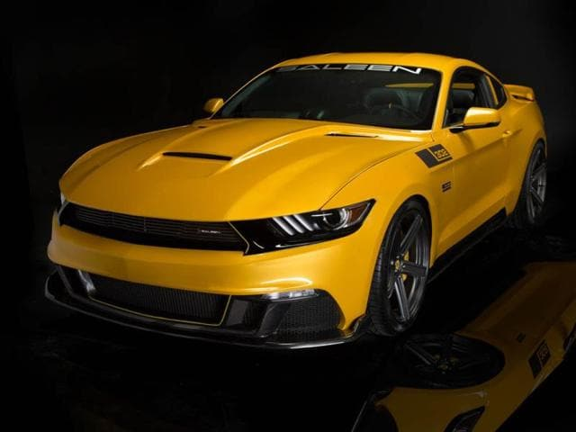 Ford Mustang,American muscle cars,Shelby GT500