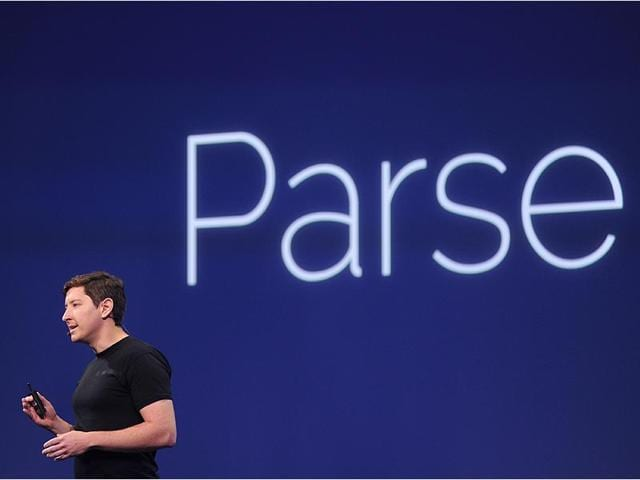 Facebook,F8 developer conference,Parse
