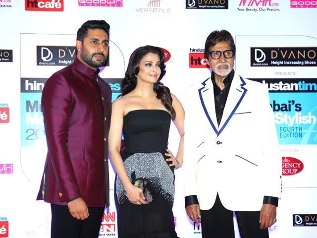 Aishwarya Rai Bachchan Sanjay Gupta Abhishek Bachchan