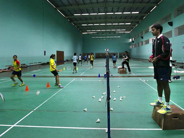 Badminton,Gopichand Pullela,Saina Nehwal