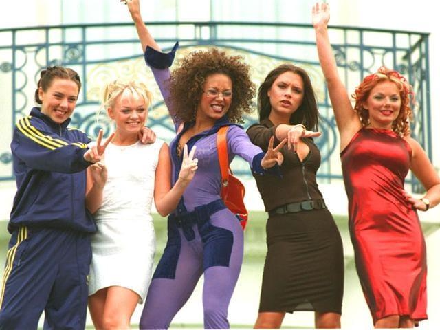 Spice Girls,Emma Bunton,Geri Halliwell
