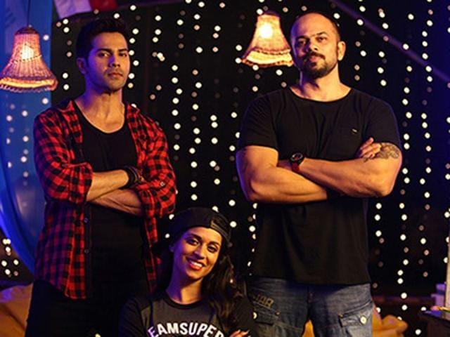 Varun-Dhawan-Lilly-Singh-and-Rohit-Shetty-Vancouverdesi-com-HT-Photo