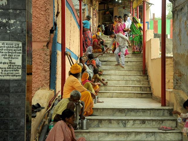 Beggars-at-the-Manglagauri-temple-in-Gaya-Bihar-HT-Photo