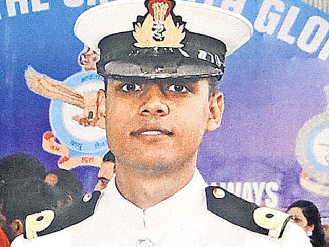 Dornier crash,Indian navy plane,Commaner Nikhil Kuldip Joshi