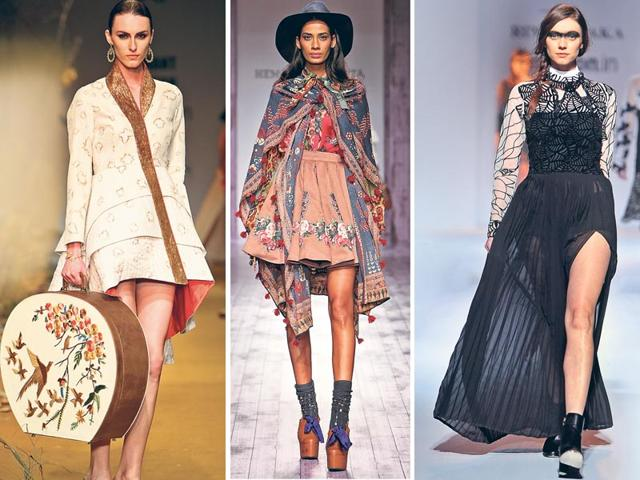 From-L-to-R-Designs-on-the-ramp-by-Samant-Chauhan-Hemant-and-Nandita-and-Rina-Dhaka-Photos-Raajessh-Kashyap-HT
