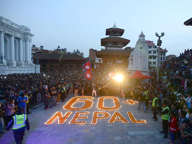 Nepal opposition launches general strike over constitution