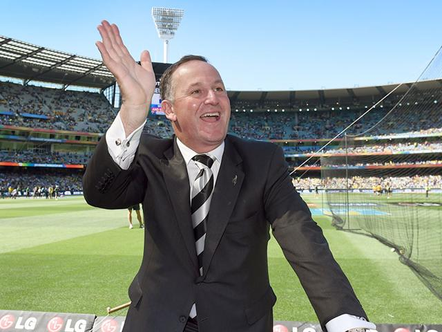 New-Zealand-Prime-Minister-John-Key-waves-to-fans-ahead-of-the-2015-Cricket-World-Cup-final-between-Australia-and-New-Zealand-in-Melbourne-AFP-Photo