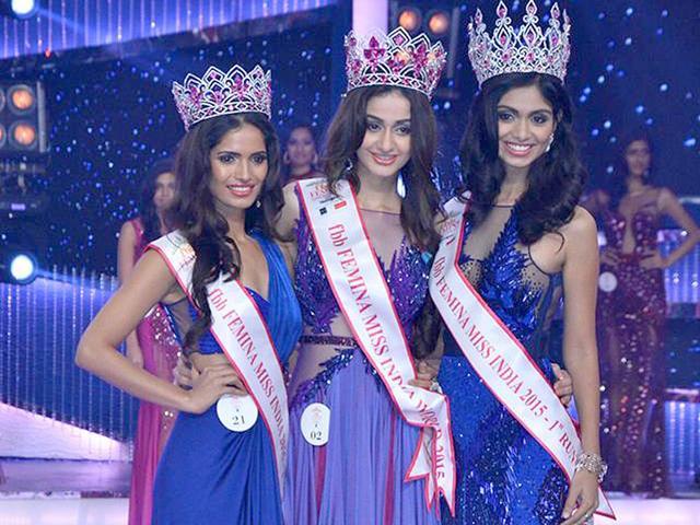 Femina Miss India 2015,Miss India 2015 Winners,Aditi Arya