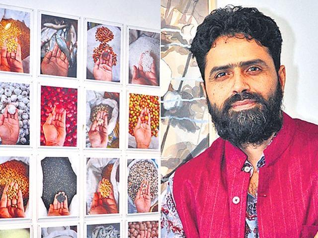 Impotent Rage Exhibition,Akshay Rathore Artwork,Akshay Rathore Paintings