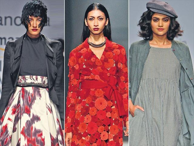 From-L-to-R-Designs-by-Sanchita-Ajjampur-Namrata-Joshipura-and-Rina-Singh-Photos-Raajessh-Kashyap-HT