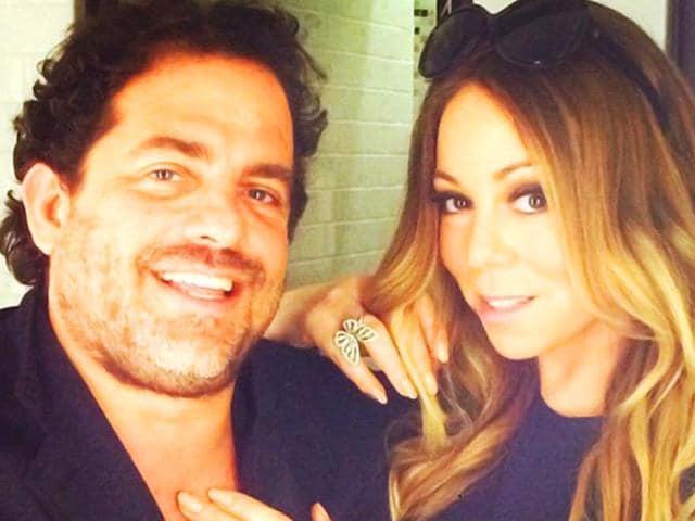 Mariah Carey Dating Rumours,Mariah Carey Brett Ratner,Brett Ratner