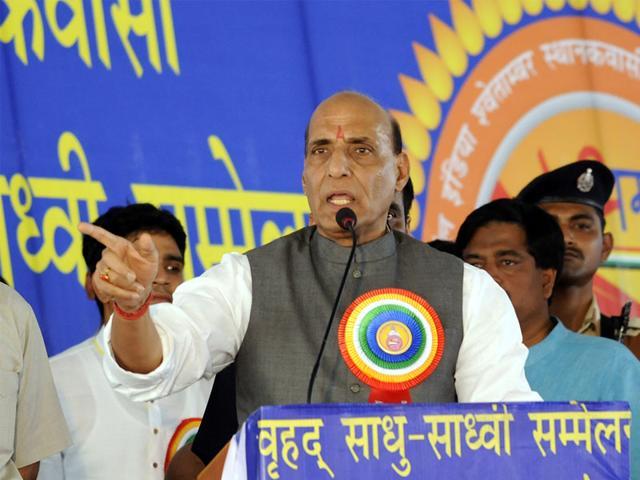 Union-home-minister-Rajnath-Singh-in-Indore-on-Sunday-Shankar-Mourya-HT-photo