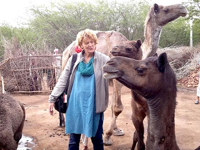 Ilse Köhler-Rollefson: Our lady of the camels