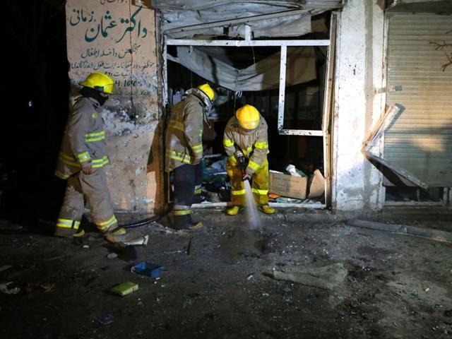 Suicide blast,Afghanistan,Gul Pacha Majidi
