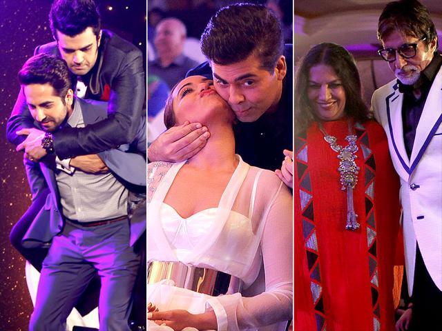 Ranbir Kapoor,Anushka Sharma,Karan Johar