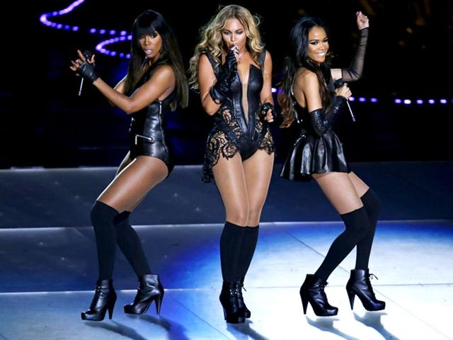 In-this-February-3-2013-file-photo-members-of-Destiny-s-Child-from-left-Kelly-Rowland-Beyonce-and-Michelle-Williams-perform-at-Super-Bowl-XLVII-in-New-Orleans-A-reunited-Destiny-s-Child-took-the-stage-at-the-Stellar-Gospel-Music-Awards-on-Saturday-March-28-2015-AP