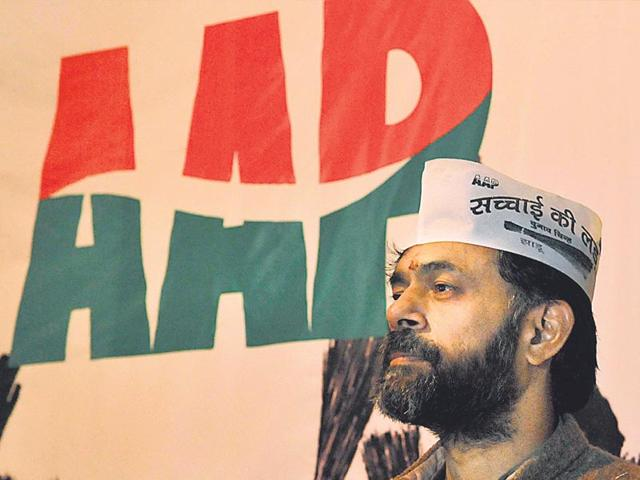 Show-cause notice to Bhai Baldeep for criticising AAP
