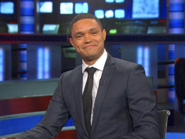 Trevor Noah,The Daily Show,Comedy Central