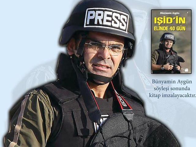 Islamic State,IS,Bunyamin Aygun