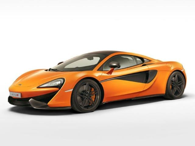 McLaren 570S Coupe,new baby supercar,New York International Auto Show