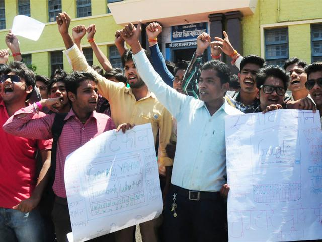 students,protest,demand