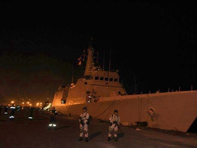 INS-Sumitra-docked-at-the-harbour-in-Yemen-s-Aden-city-Photo-credit-Indian-Navy