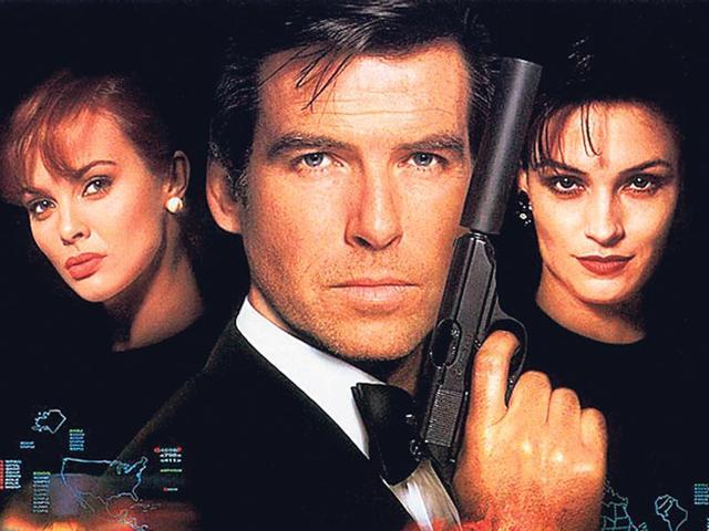 James Bond,GoldenEye,Physics
