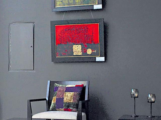 Jugalbandi Exhibition,Sudhir Tailang,Alka Raghuvanshi