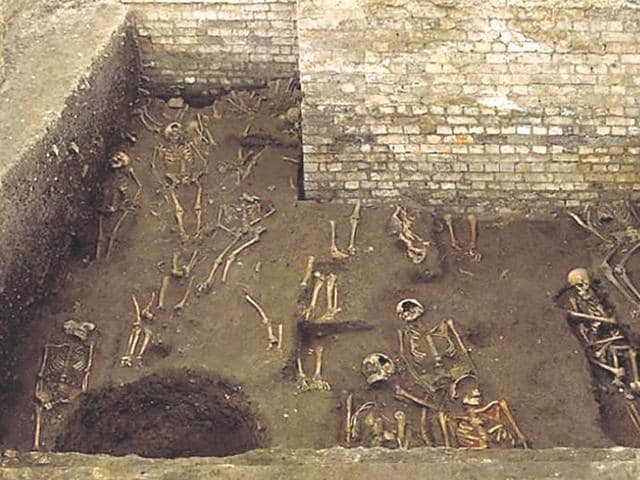 Britain,Archaeologists,Medieval