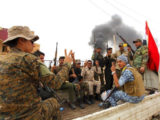 Iraq,Tikrit,ISIS