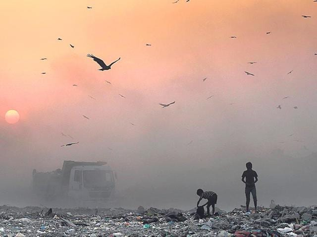 Pollution Check In Mumbai Open Space A Bane For Residents