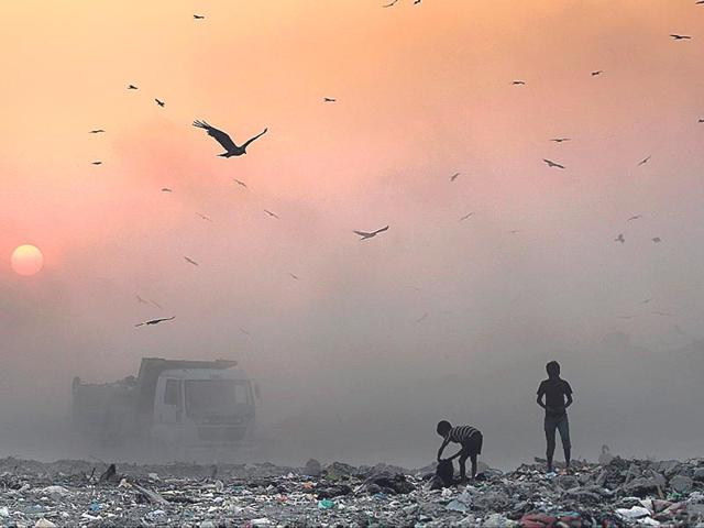 Why doesn't the quality of air grab Delhi's citizens?