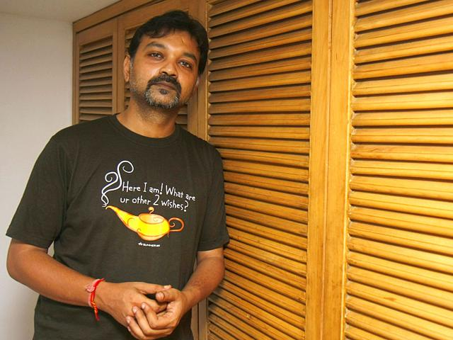 Srijit-Mukherji-was-in-Delhi-to-receive-the-National-Award-for-his-film-Chatushkone-which-was-held-on-May-3