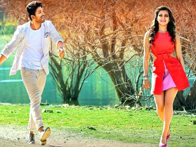 s o satyamurthy review allu arjun trivikram together just don t