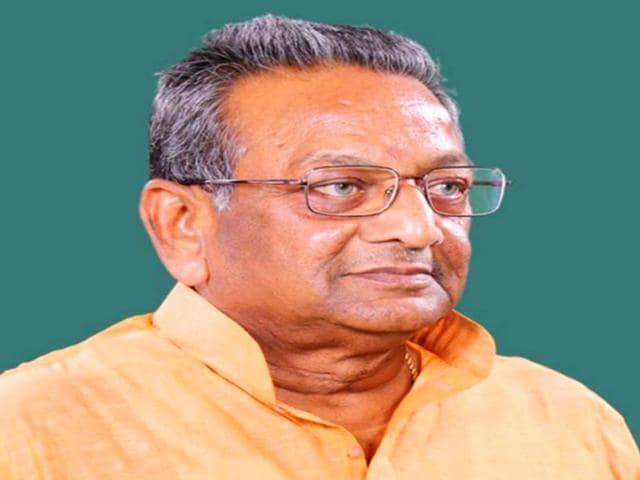 BJP-MP-Shyama-Charan-Gupta