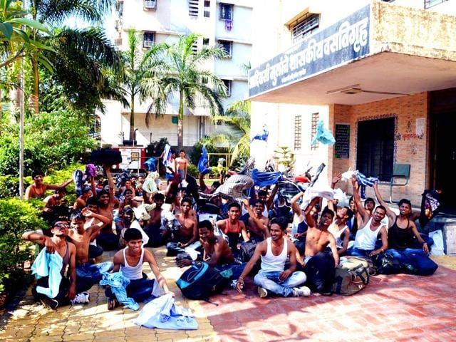 Panvel hostel,Tribal hostel,Maharashtra government