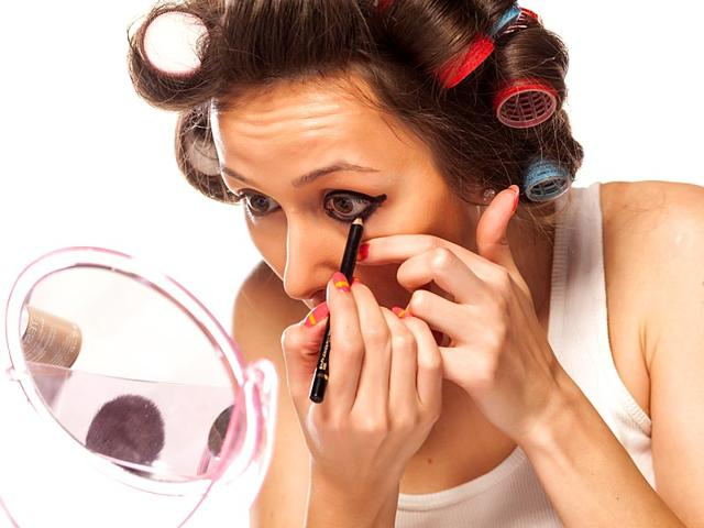 Beware! Your beloved eyeliner could be messing with your vision