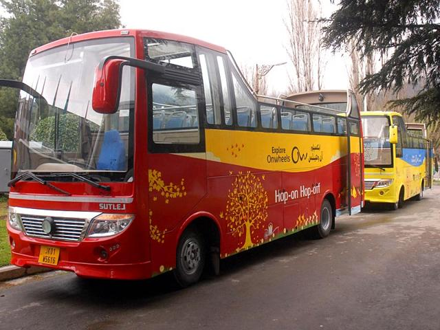 The-newly-launched-luxury-bus-at-SKICC-in-Srinagar-HT-Photo